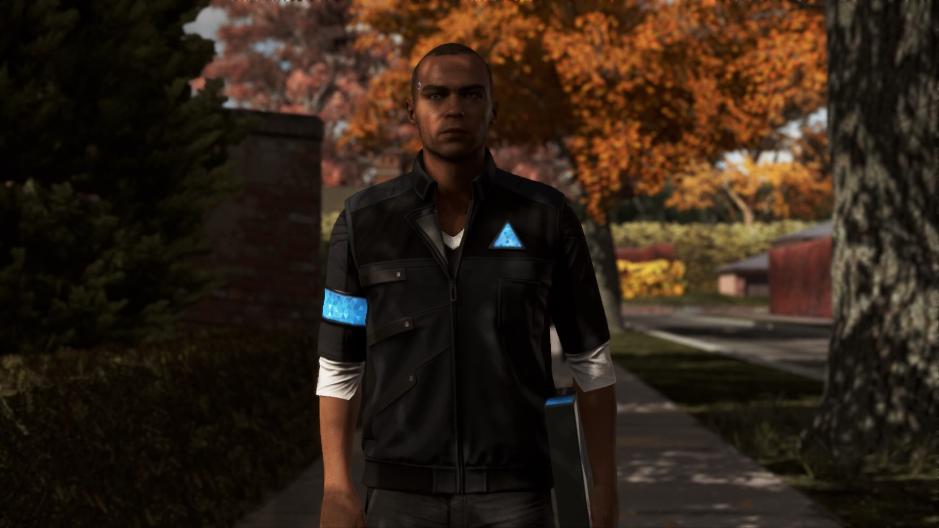 Detroit: Become Human, Marcus