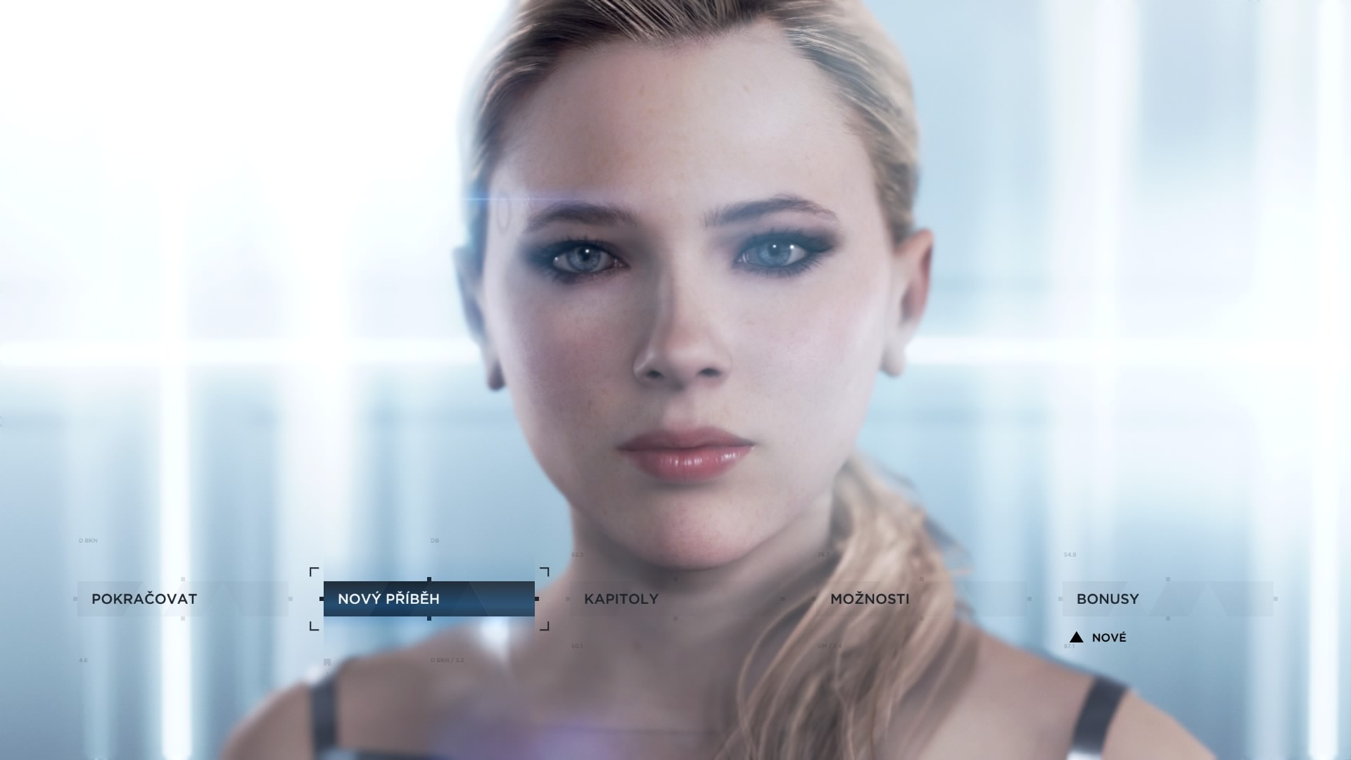 Detroit: Become Human, woman android