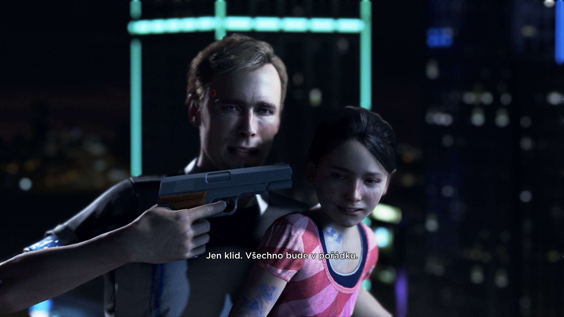 Detroit: Become Human, David