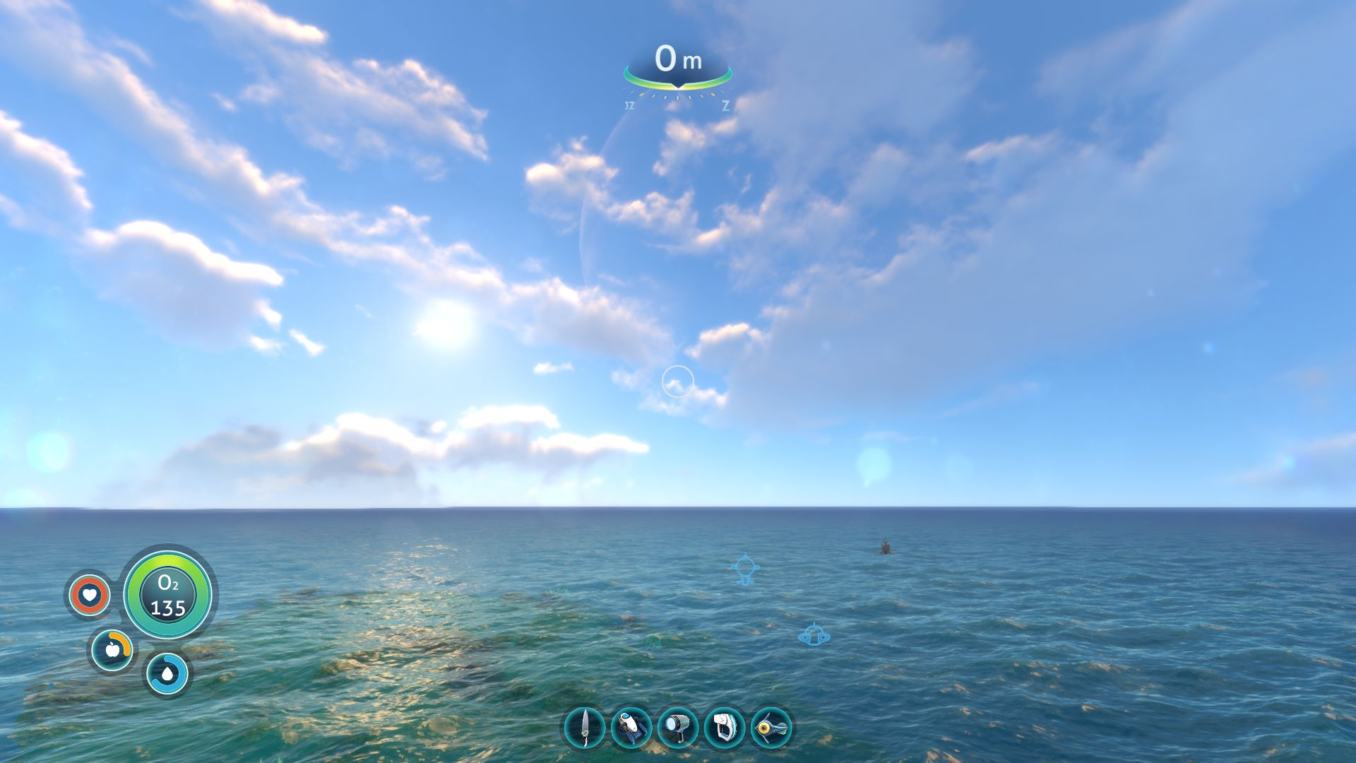Subnautica Open World