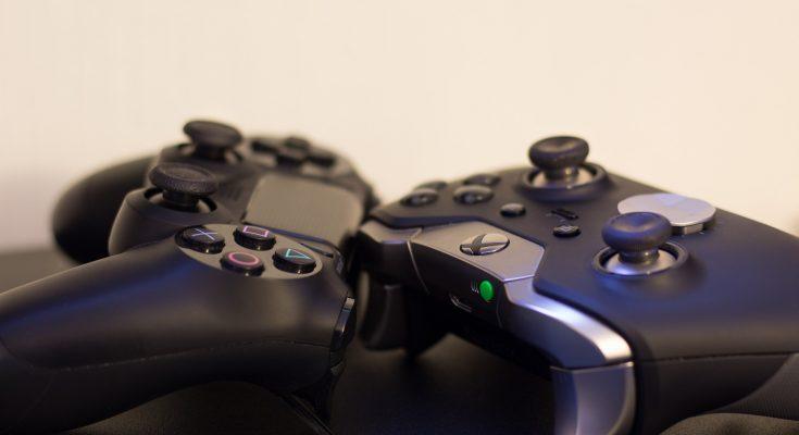 Consoles controller