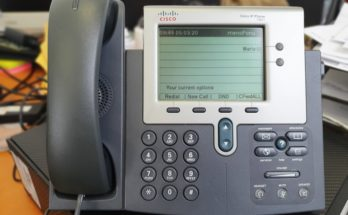 Cisco IP telefón 7941